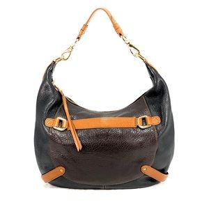 COLE HAAN- Village H06 Tri-Color Hobo